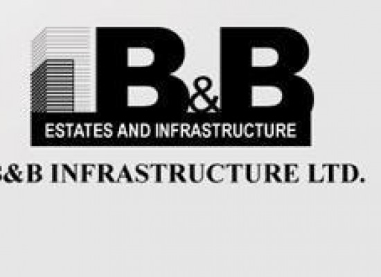 upvc window and door for B&B Infrastructure Ltd